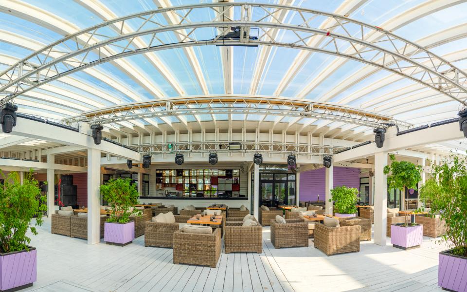 Открытие новой банкетной веранды MyMoscow Terrace